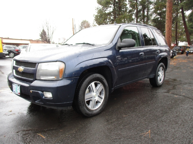 Chevrolet TrailBlazer 2007 price $4,995