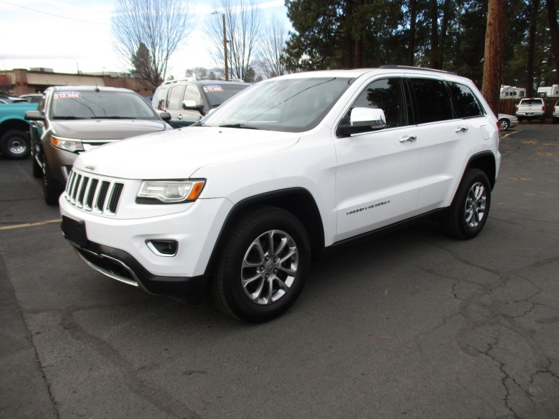 Jeep Grand Cherokee 2014 price $13,995