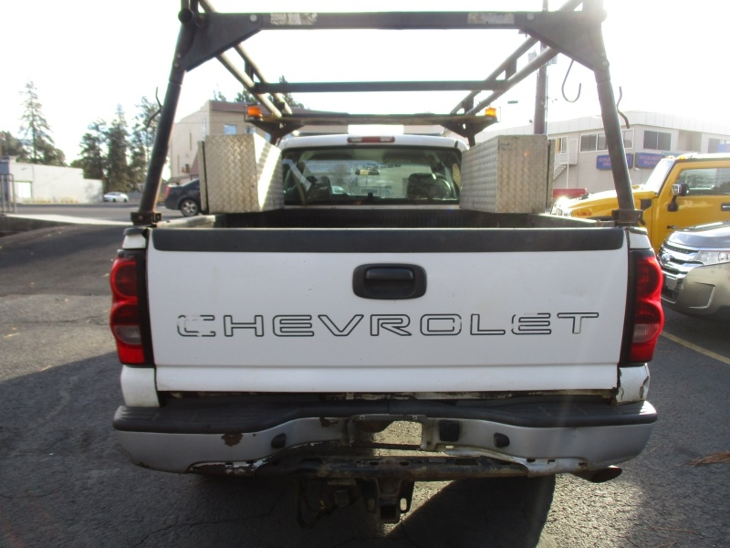 Chevrolet Silverado 2500HD 2007 price $7,995