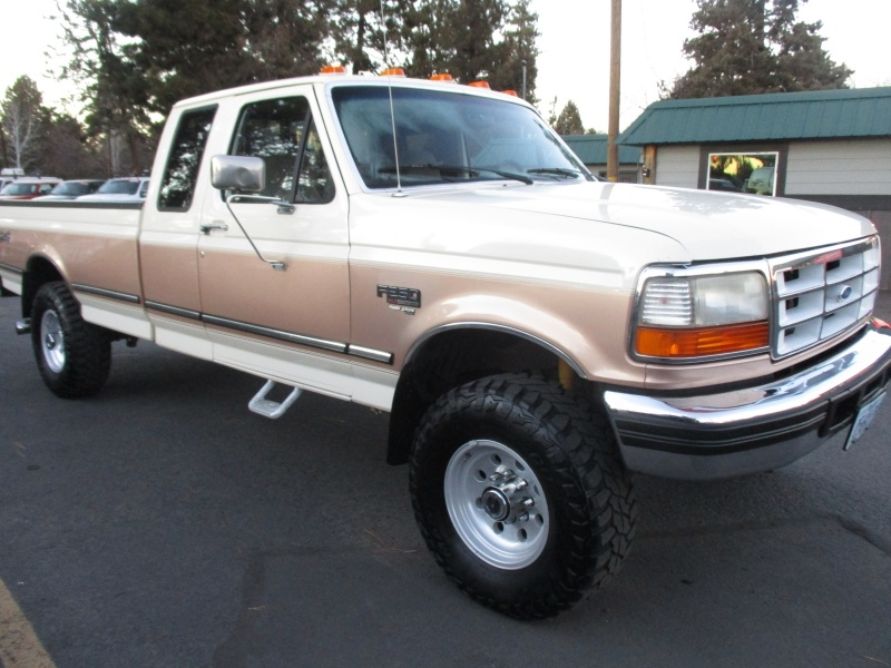 Ford F-250 1995 price $9,995