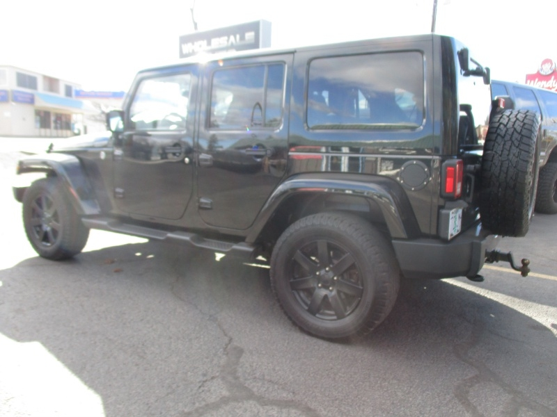 Jeep Wrangler Unlimited 2014 price $22,995