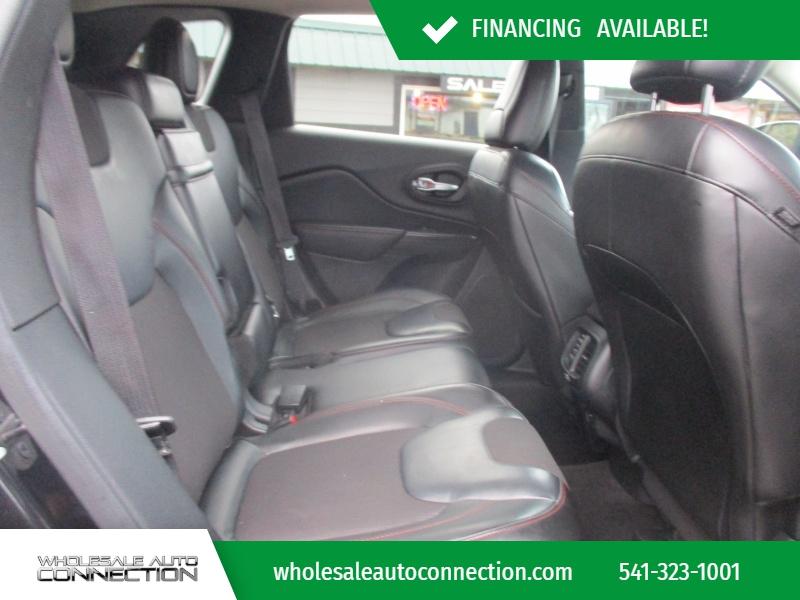 Jeep Cherokee 2015 price $17,995