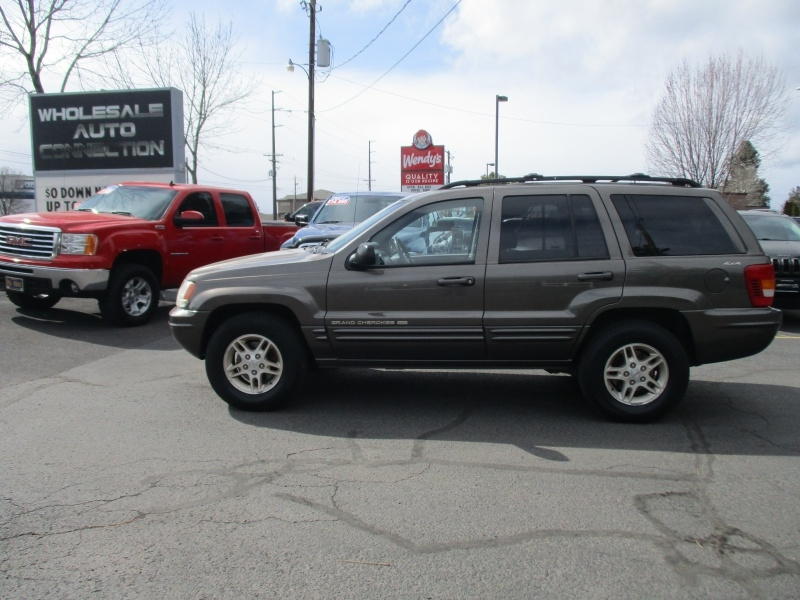 Jeep Grand Cherokee 1999 price $3,995
