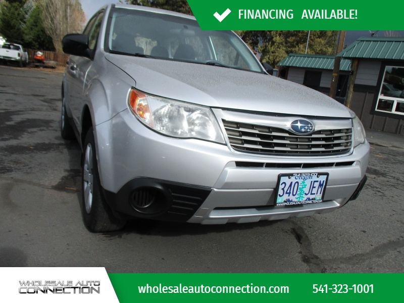 Subaru Forester (Natl) 2009 price $6,995