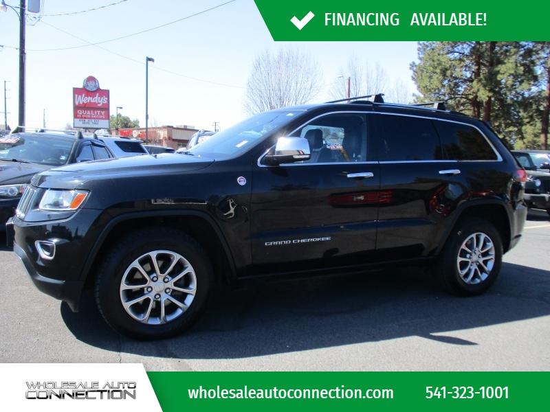 Jeep Grand Cherokee 2014 price $15,995