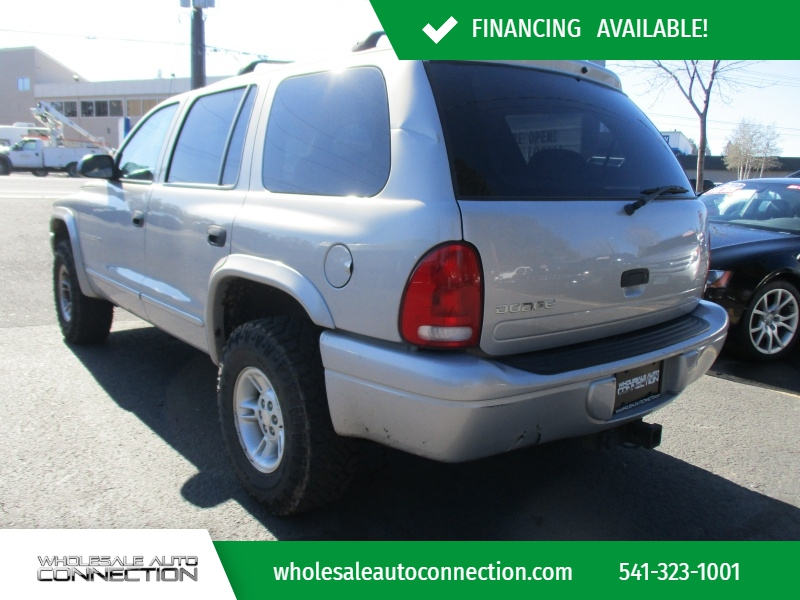 Dodge Durango 1999 price $3,995