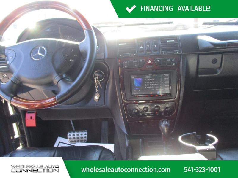 Mercedes-Benz G-Class 2005 price $43,995