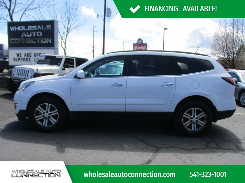 Chevrolet Traverse 2017 price $22,995