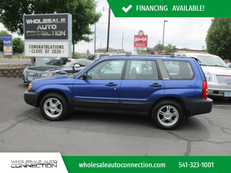 Subaru Forester (Natl) 2004 price $3,995