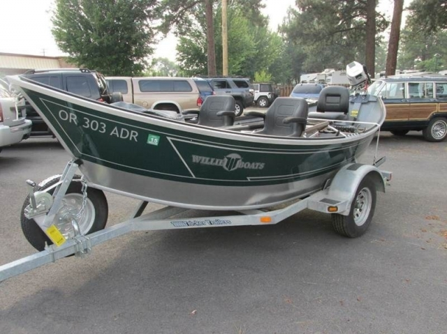 2010 Willie Boat Drift Boat 17 X 60 Inventory Wholesale Auto
