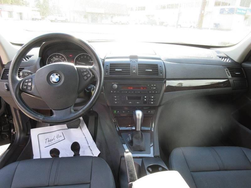 BMW X3 2008 price $6,995