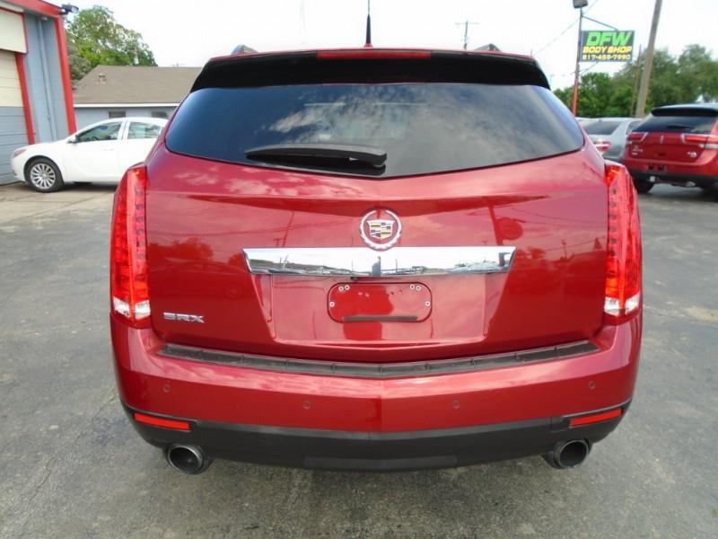 Cadillac SRX 2011 price $8,950