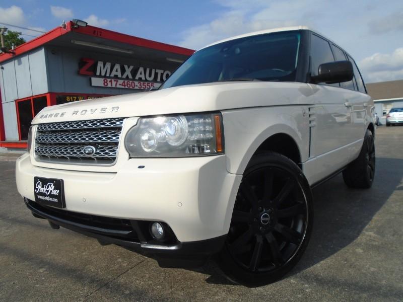 Land Rover Range Rover 2010 price $11,988