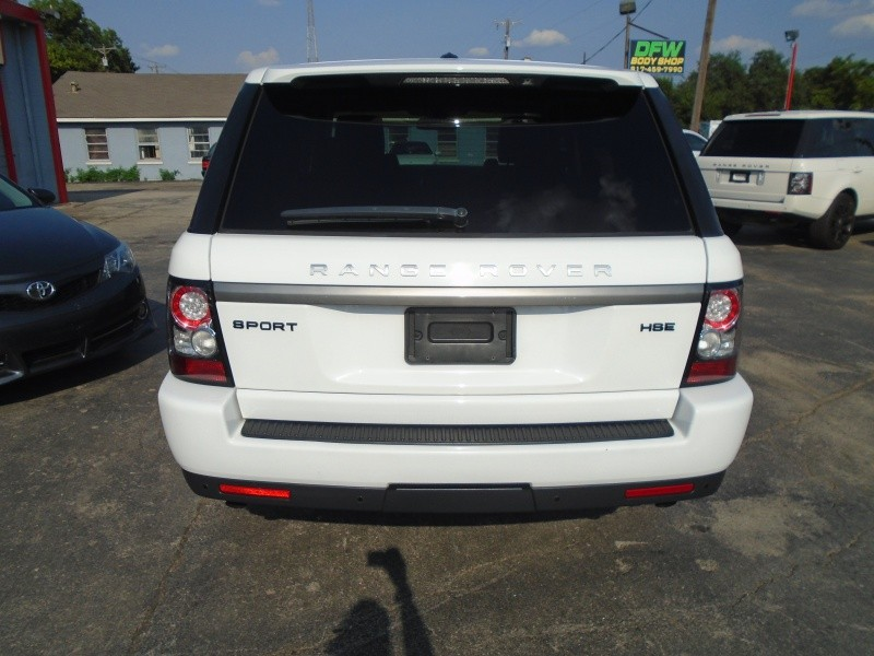 Land Rover Range Rover Sport 2012 price $17,488