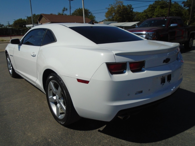Chevrolet Camaro 2012 price $10,988