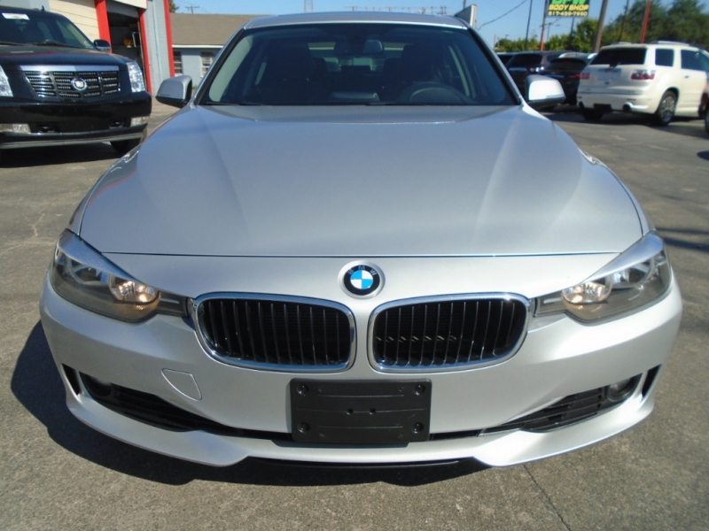 BMW 3-Series 2014 price $13,988