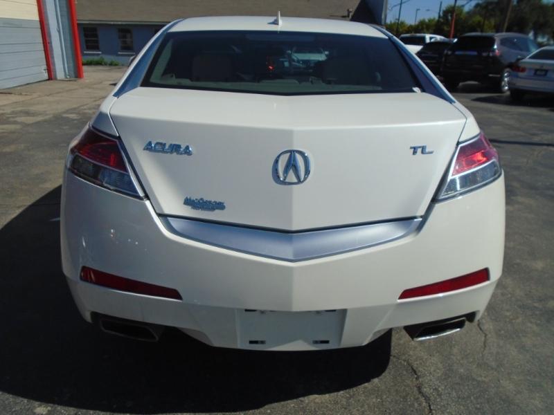 Acura TL 2010 price $8,988