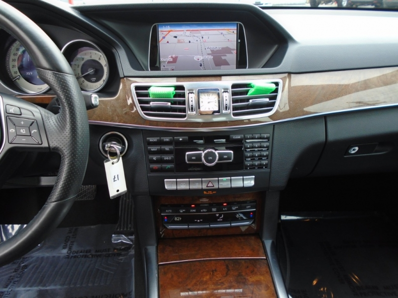 Mercedes-Benz E-Class 2014 price $15,935