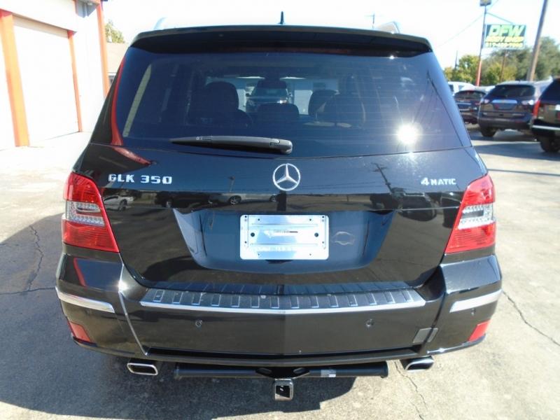 Mercedes-Benz GLK-Class 2011 price $13,488