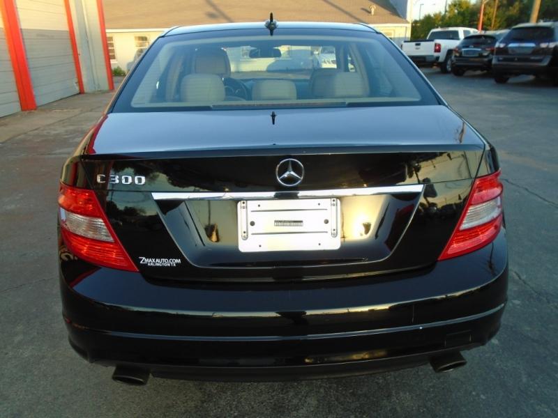 Mercedes-Benz C-Class 2010 price $7,488