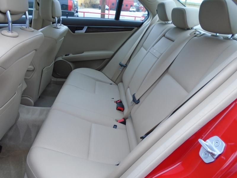 Mercedes-Benz C-Class 2012 price $10,988