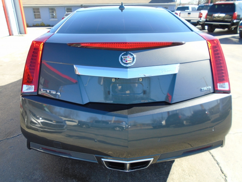 Cadillac CTS Coupe 2013 price $10,249