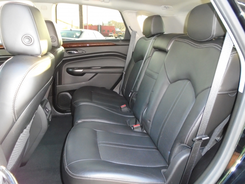 Cadillac SRX 2012 price $12,249