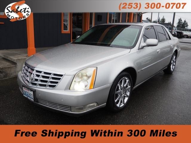 Cadillac DTS 2006 price $6,990