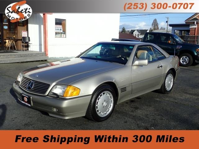 Mercedes-Benz 500-Class 1992 price $7,890