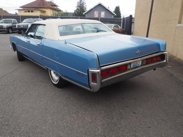 Lincoln Continental 1973 price $12,890