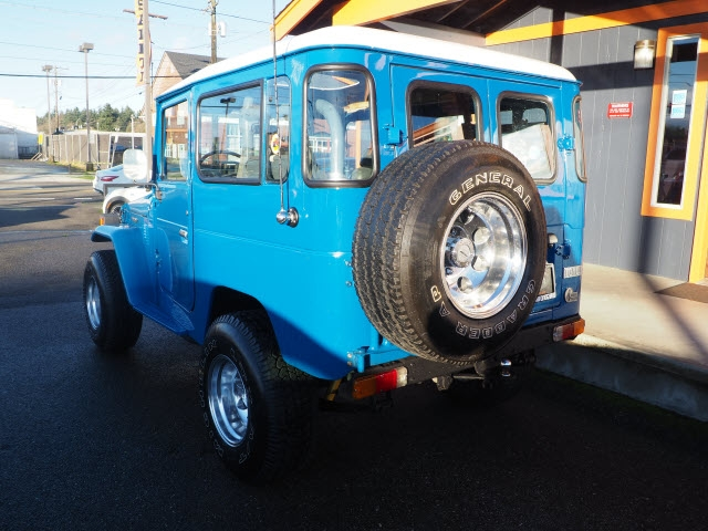Toyota Land Cruiser 1982 price $34,990