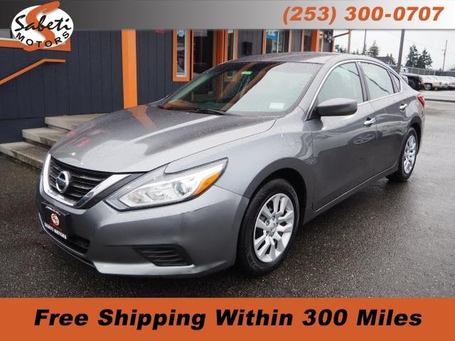 Nissan Altima 2017 price $11,990