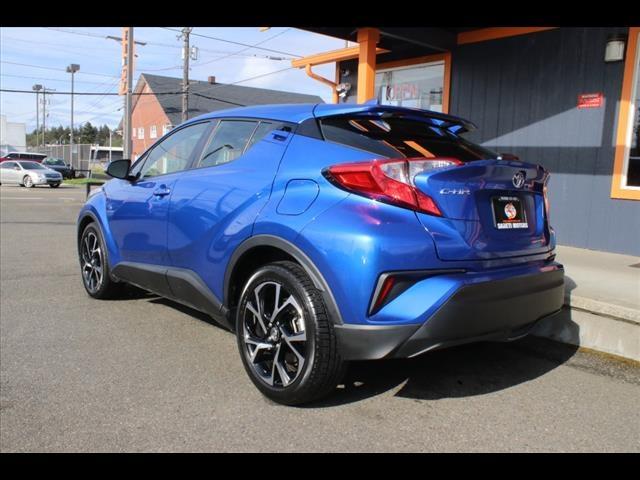Toyota C-HR 2019 price $19,990