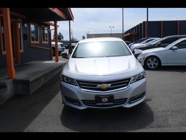 Chevrolet Impala 2015 price $15,990