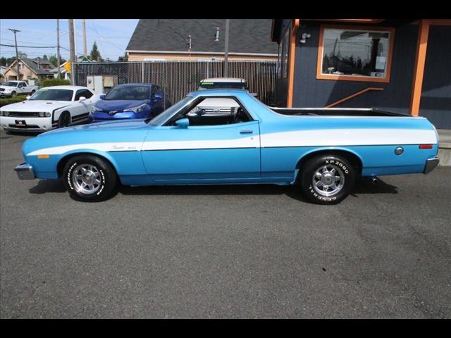 Ford Ranchero 1973 price $11,990