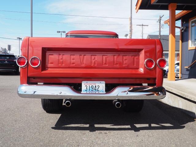 Chevrolet Apache 1958 price $28,990