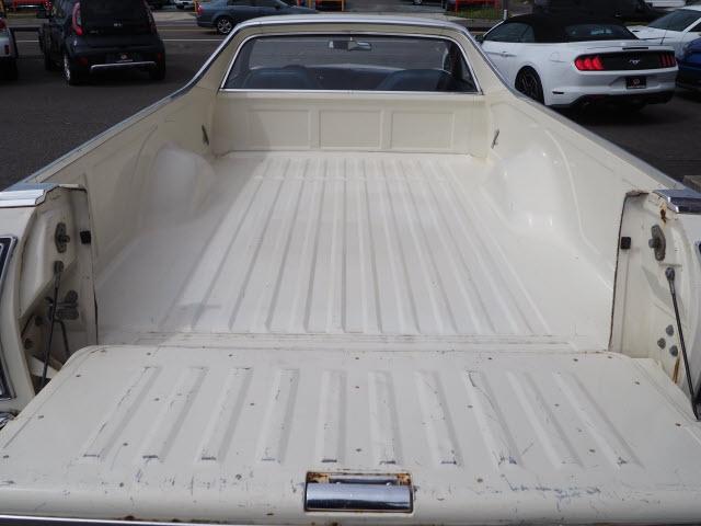 Ford Ranchero 1972 price $11,990