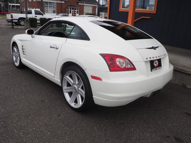Chrysler Crossfire 2004 price $6,990