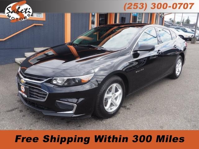 Chevrolet Malibu 2018 price $15,990