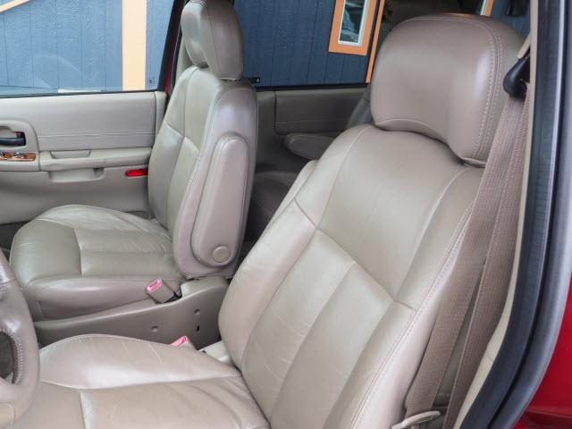 Oldsmobile Silhouette 2002 price $4,990