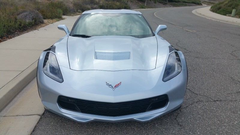 Chevrolet Corvette 2017 price $68,800
