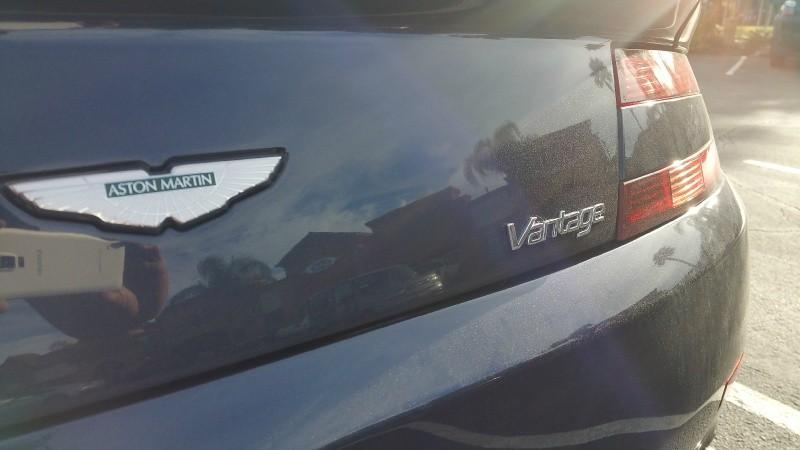Aston Martin Vantage 2007 price $44,800