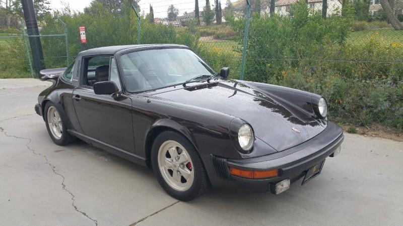 Porsche 911 1980 price $33,800