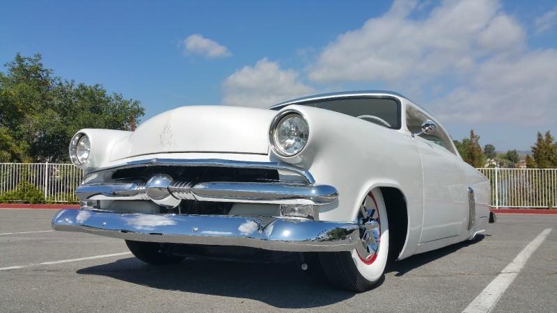 Ford Custom 1953 price $35,800