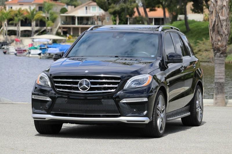 Mercedes-Benz M-Class 2013 price $33,500
