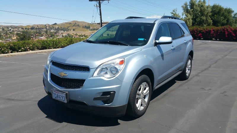 Chevrolet Equinox 2015 price $10,995