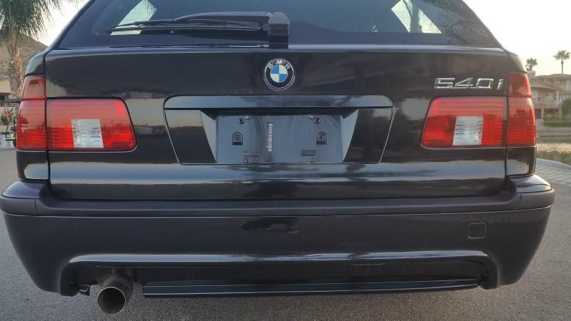 BMW 540i MSport Wagon 2003 price $13,800