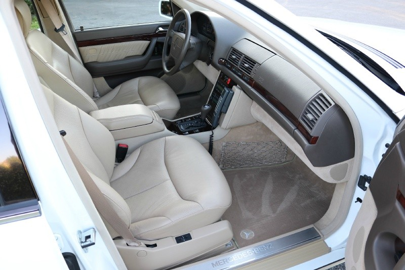 Mercedes-Benz S-Class 1997 price $16,800