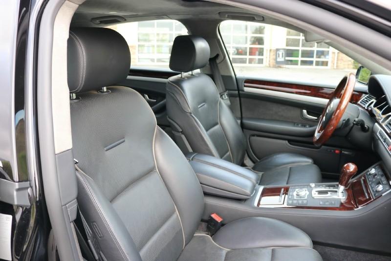 Audi A8 L W12 2005 price $28,800