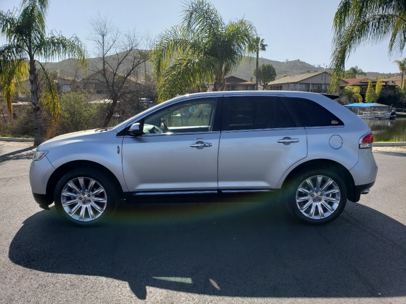 Lincoln MKX 2011 price $10,800